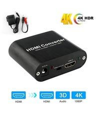 Конвертер HDMI в HDMI + S/PDIF + Audio 3.5mm VConn версия 2.0