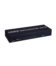 HDMI свитч/Разветвитель HDMI Switch/Splitter VConn 2x4 +S/PDFI (3D)